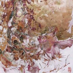 Goldfish & goddess, Journey to the East Art Gallery