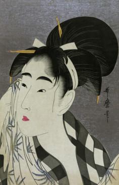 喜多川歌麿 (2)