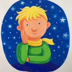 The Little Prince, Shen Jing Dong