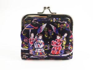 Coin purse, change purse, Kisslock purse, Japanese gifts, purse, Japanese, pouch, unique gifts